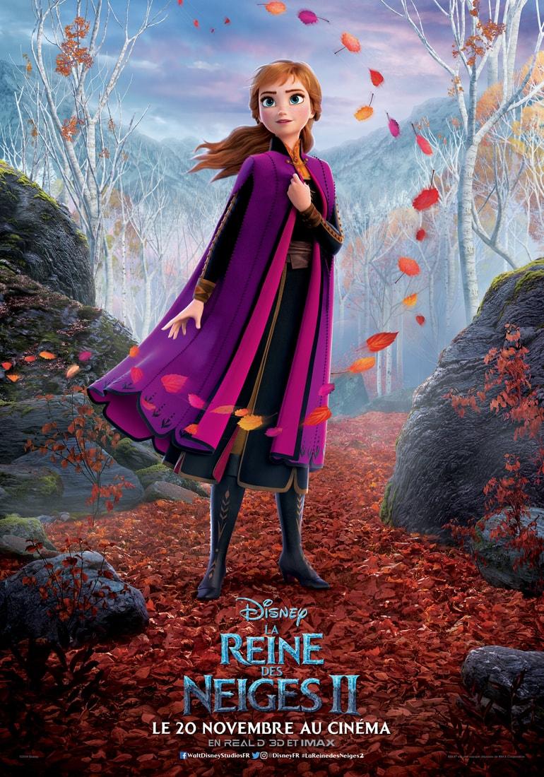 La Reine Des Neiges Nul N'est Parfait : reine, neiges, n'est, parfait, Frozen, French, CHARGUIGOU