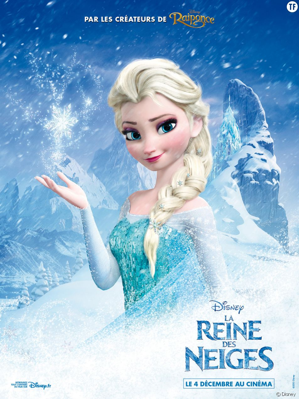 La Reine Des Neiges Le Chant Du Renne : reine, neiges, chant, renne, Frozen, French, CHARGUIGOU