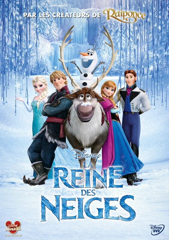 La Reine Des Neiges Le Renouveau (reprise) : reine, neiges, renouveau, (reprise), Frozen, French, CHARGUIGOU