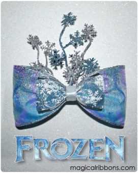 frozen bow