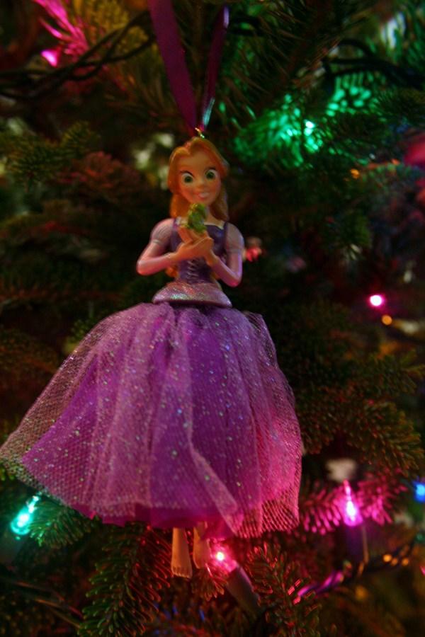 Disney Christmas Ornament Decoration Ideas