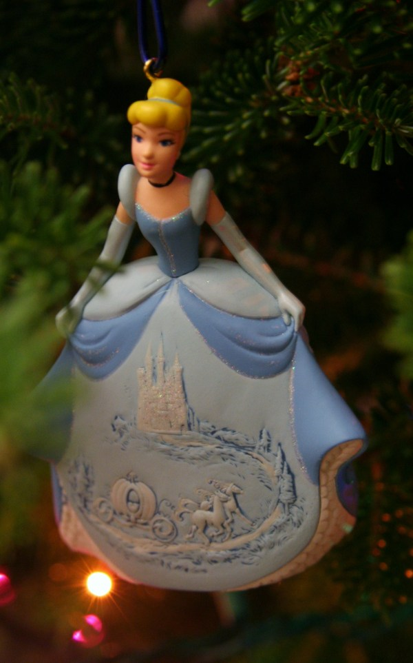 Disney Christmas Ornaments In Day
