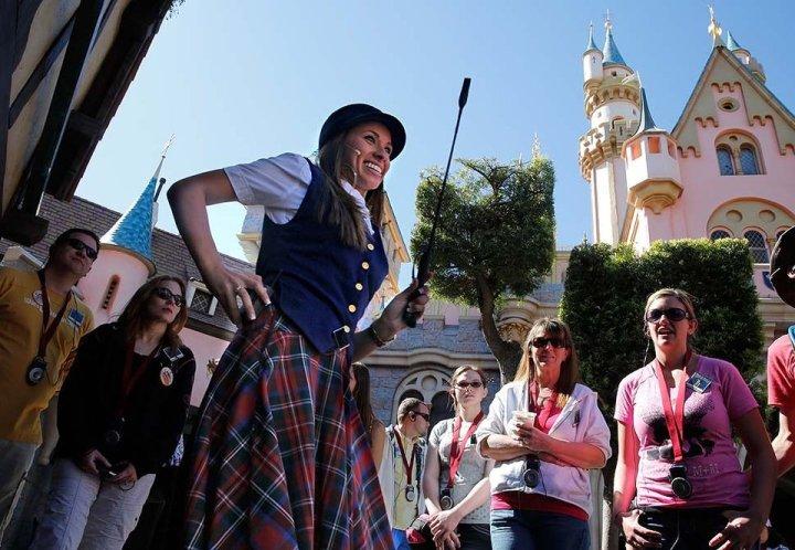 Disney Vip Tour Guide Salary