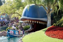 Awesome Attractions Disneyland Disney World