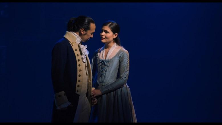 Hamilton y Eliza
