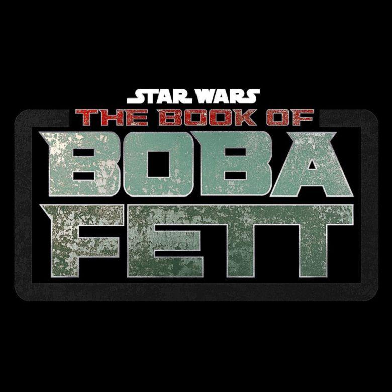 Logo de The Book of Boba Fett la serie de Star Wars en Disney+
