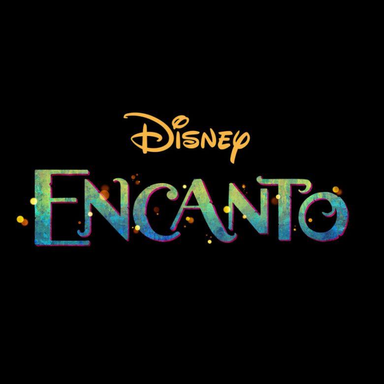 Logo de Encanto la película de Walt Disney Studios