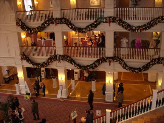 Noel au Disneyland hotel