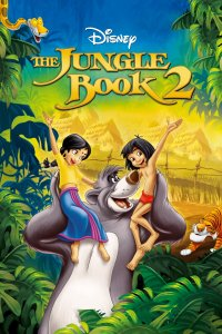 "Poster for the movie ""The Jungle Book 2"""