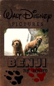 "Poster for the movie ""Benji the Hunted"""