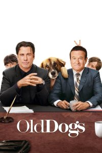 "Poster for the movie ""Old Dogs"""