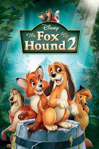 "Poster for the movie ""The Fox and the Hound 2"""