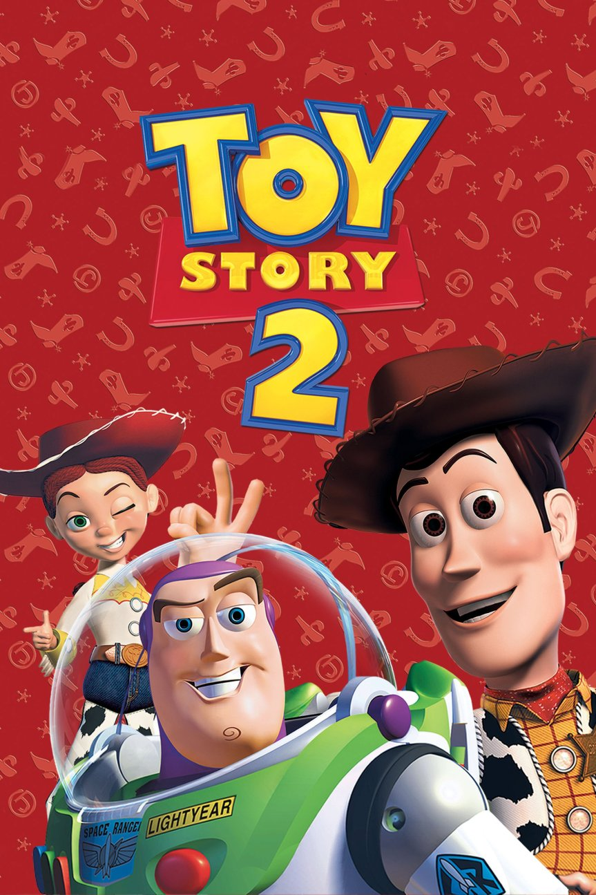 """Poster for the movie """"Toy Story 2"""""""