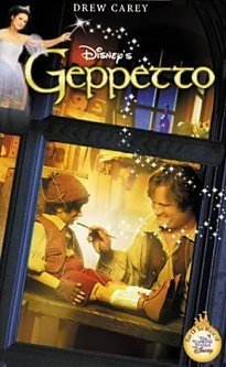 """Poster for the movie """"Geppetto"""""""