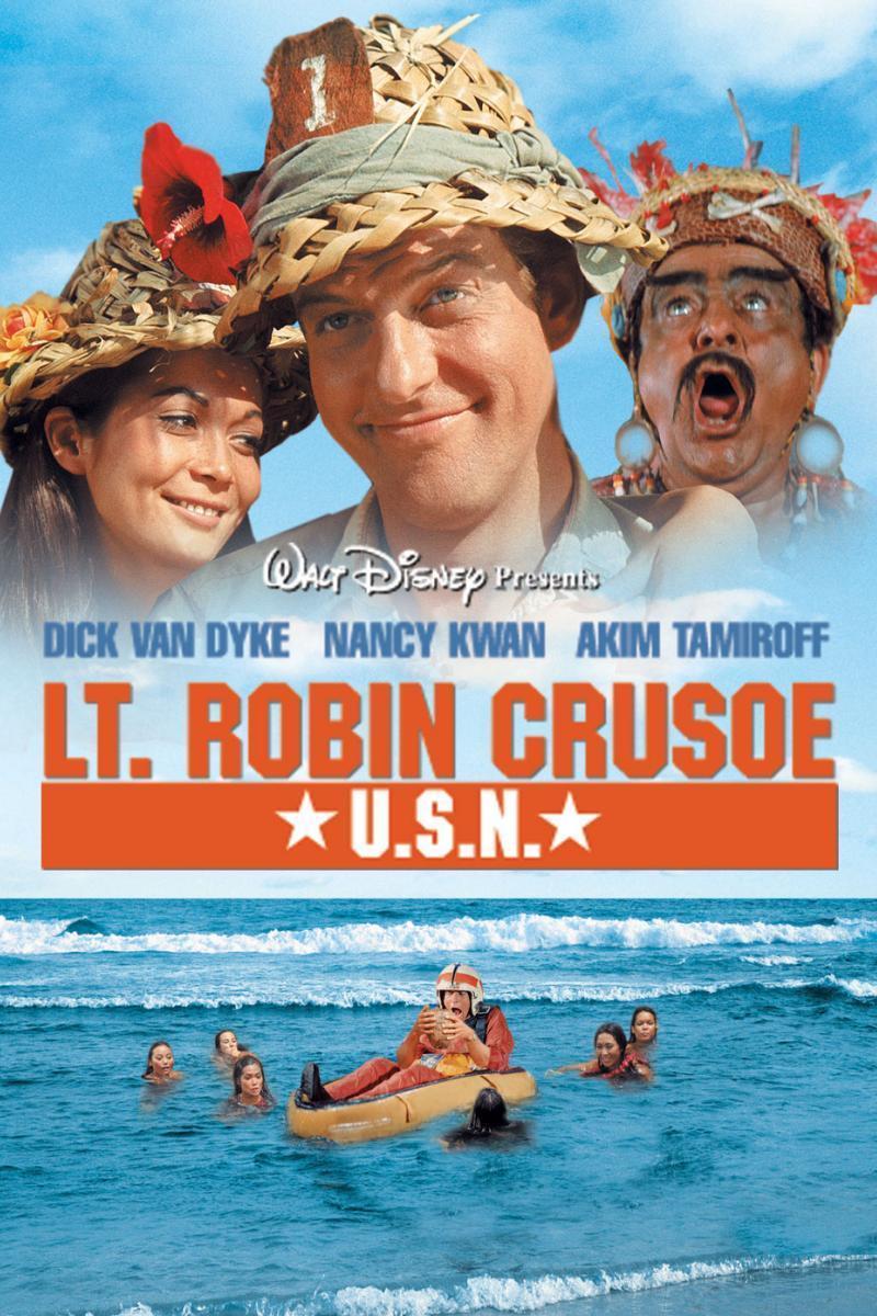 Lt Robin Crusoe U S N Disney Movies List