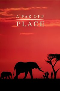 "Poster for the movie ""A Far Off Place"""