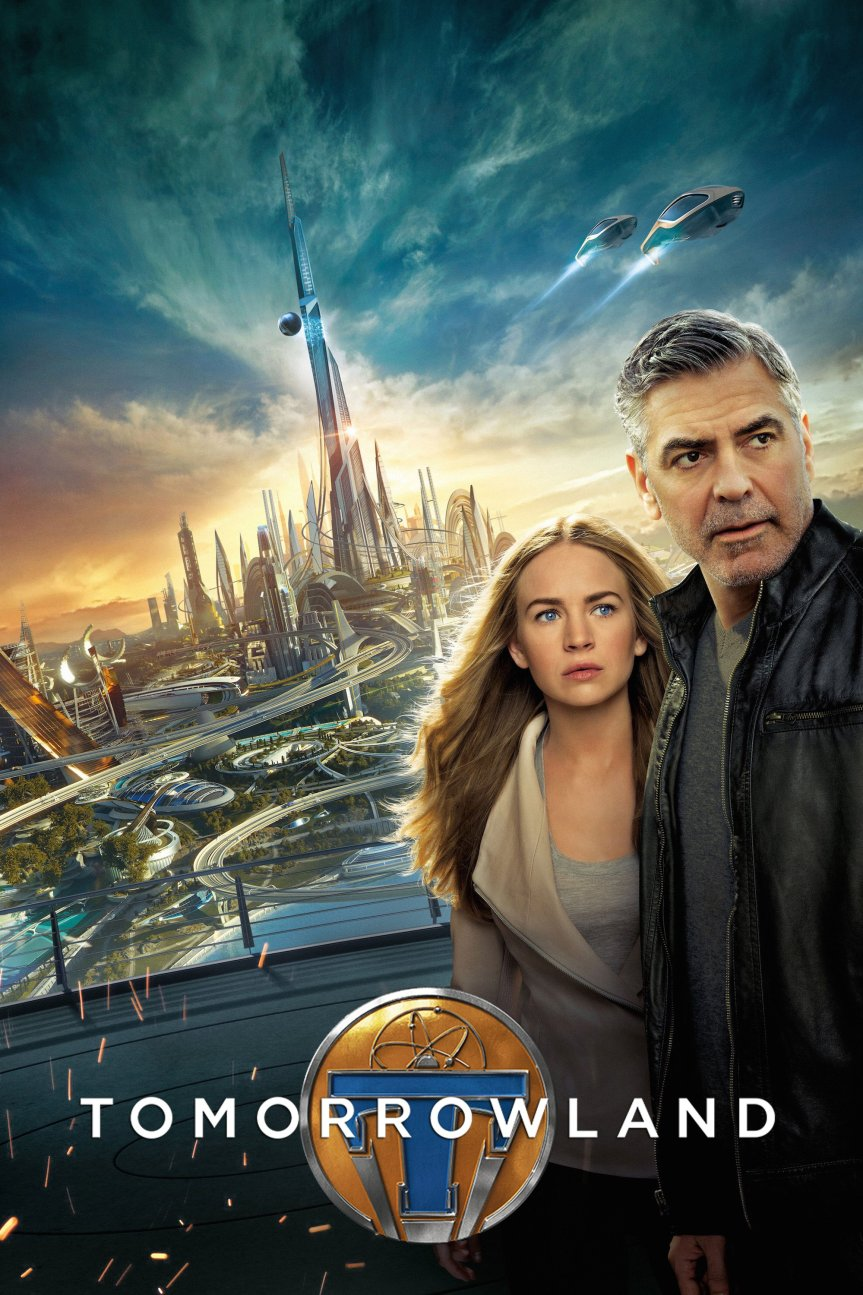 Tomorrowland Disney Movies List