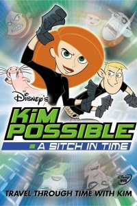 "Poster for the movie ""Kim Possible: A Sitch in Time"""