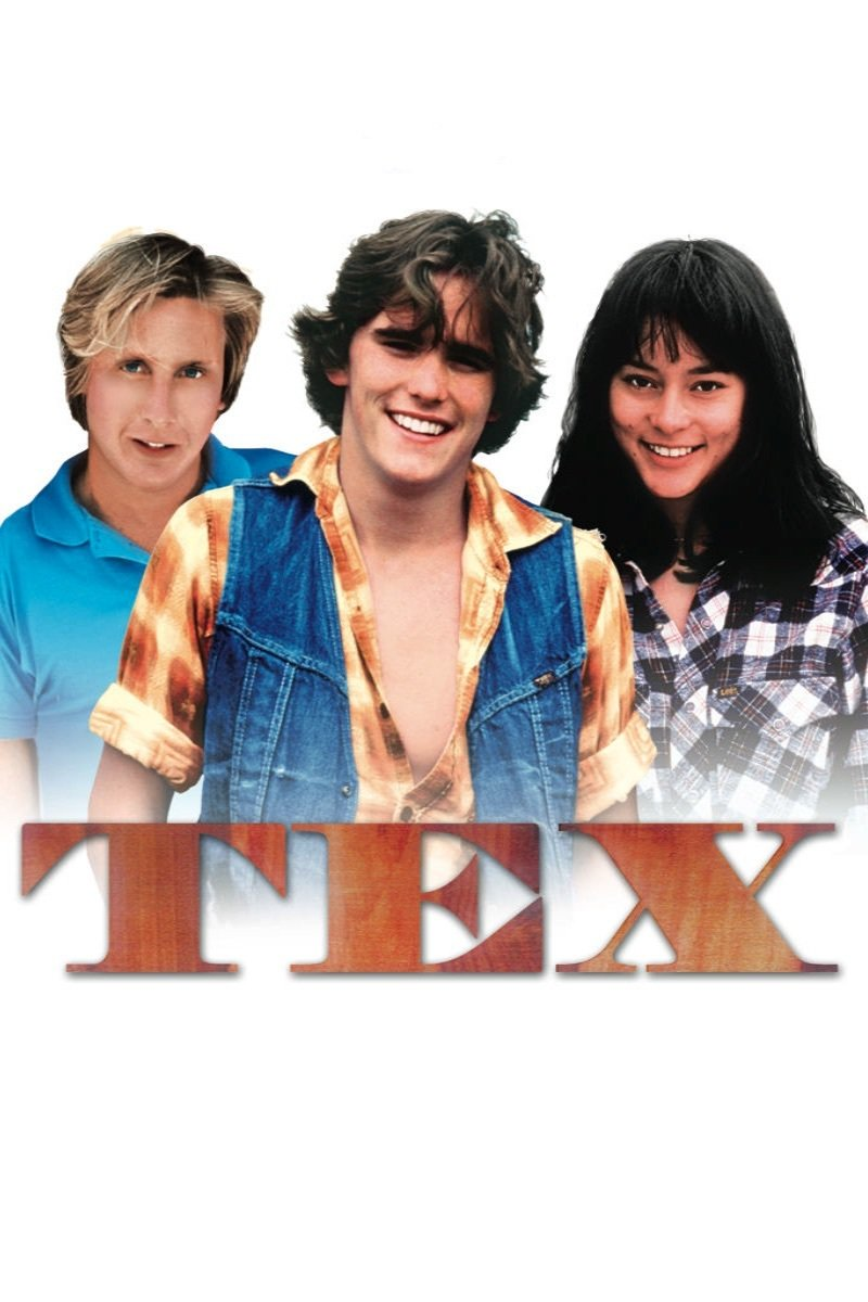 """Poster for the movie """"Tex"""""""