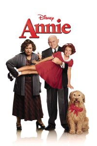 "Poster for the movie ""Annie"""