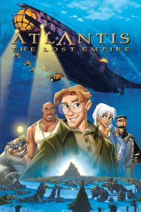 "Poster for the movie ""Atlantis: The Lost Empire"""