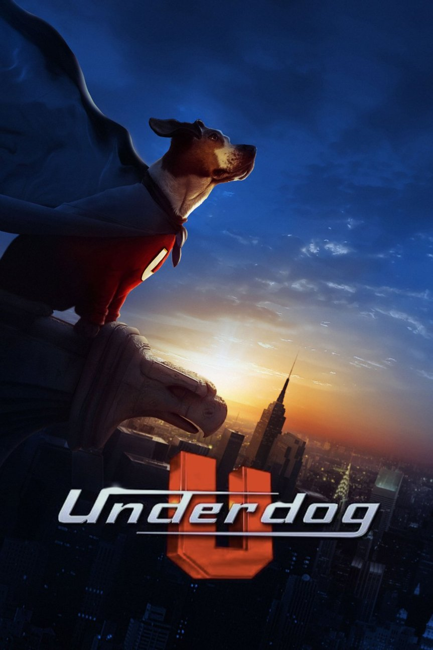 """Poster for the movie """"Underdog"""""""