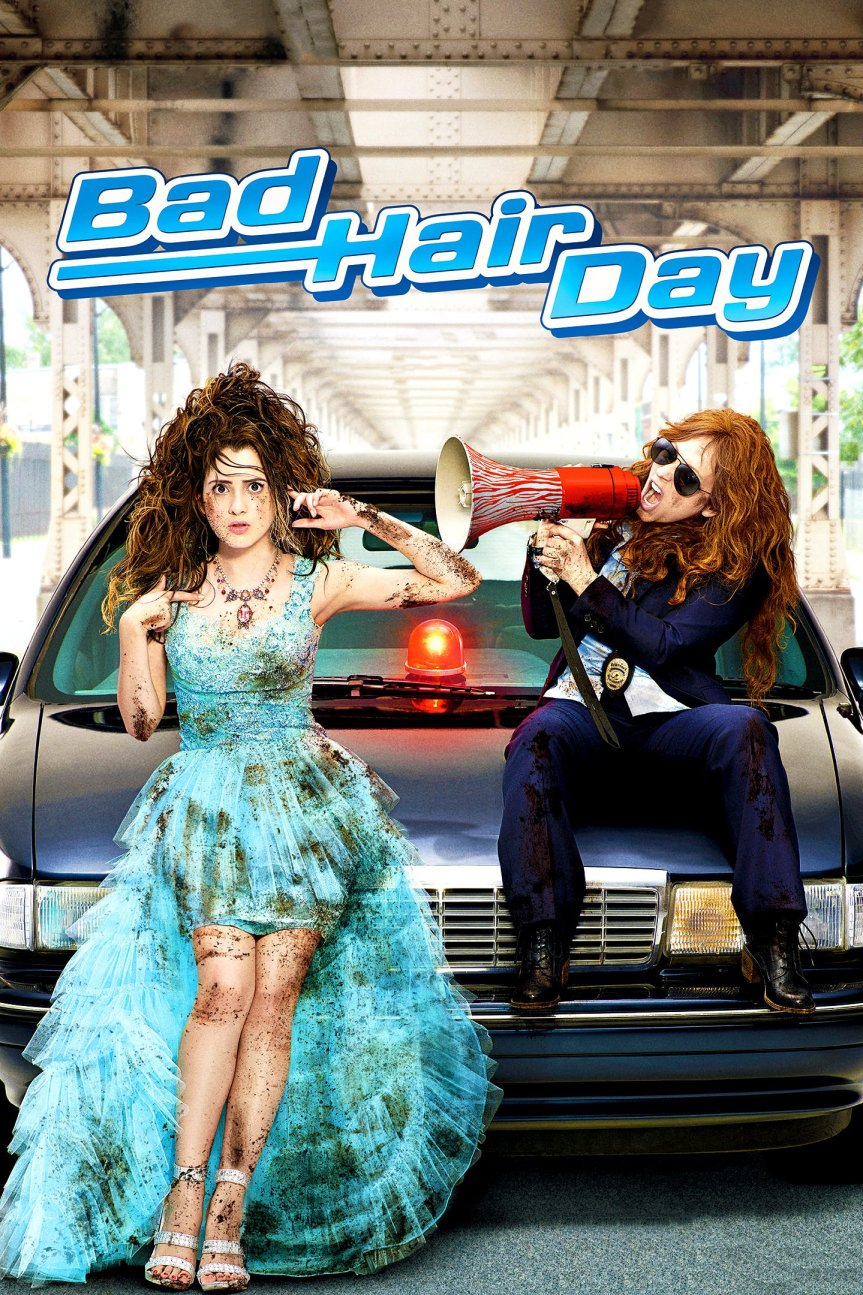 "Poster for the movie ""Bad Hair Day"""