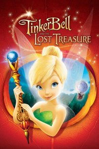 "Poster for the movie ""Tinker Bell and the Lost Treasure"""