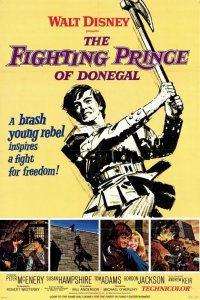 "Poster for the movie ""The Fighting Prince of Donegal"""