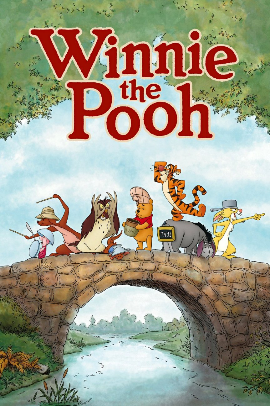 "Poster for the movie ""Winnie the Pooh"""