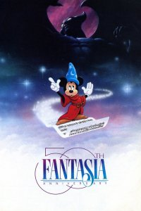 "Poster for the movie ""Fantasia"""