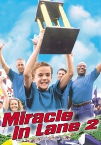 """Poster for the movie """"Miracle In Lane 2"""""""
