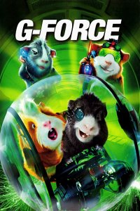 "Poster for the movie ""G-Force"""