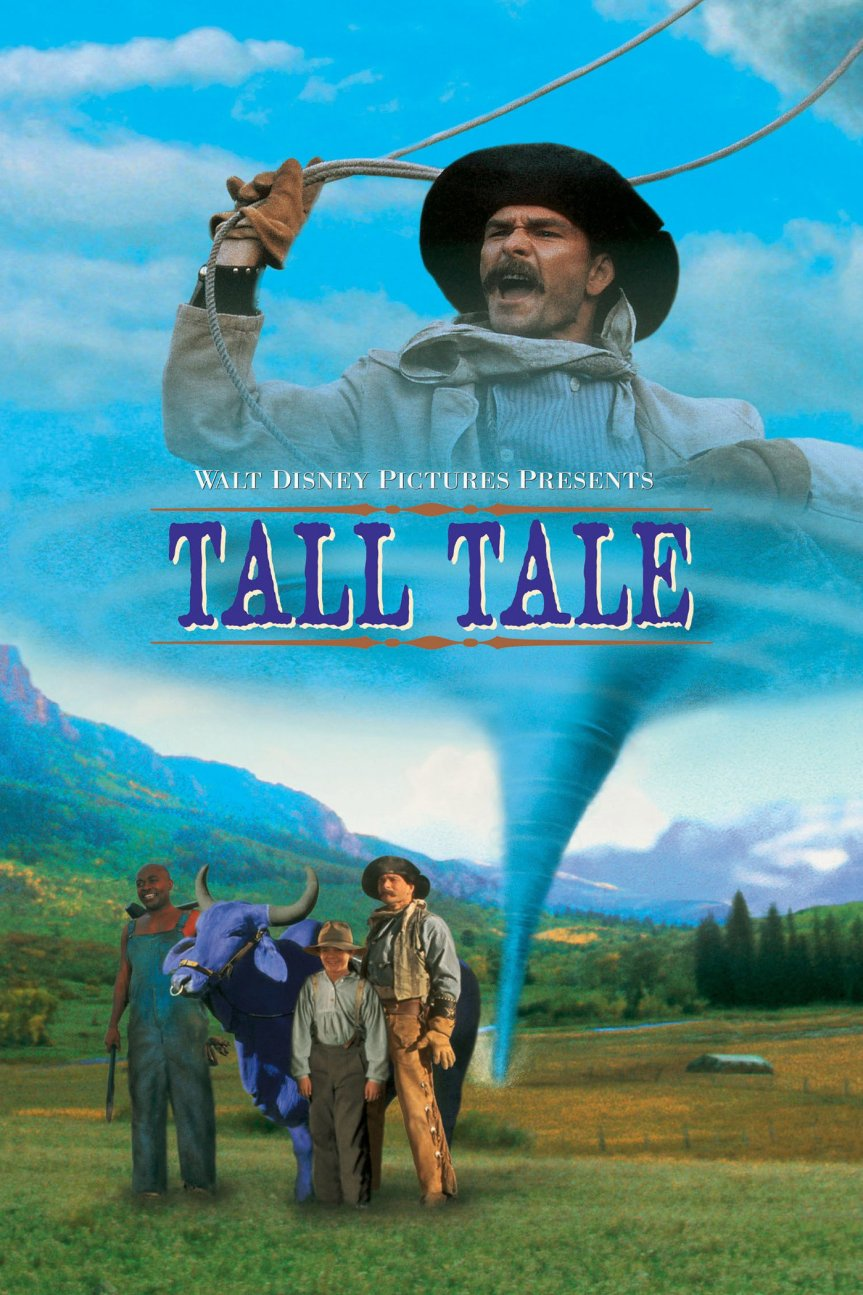 """Poster for the movie """"Tall Tale"""""""