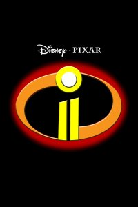 "Poster for the movie ""Incredibles 2"""