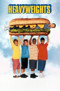 "Poster for the movie ""Heavyweights"""
