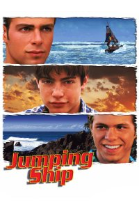 """Poster for the movie """"Jumping Ship"""""""