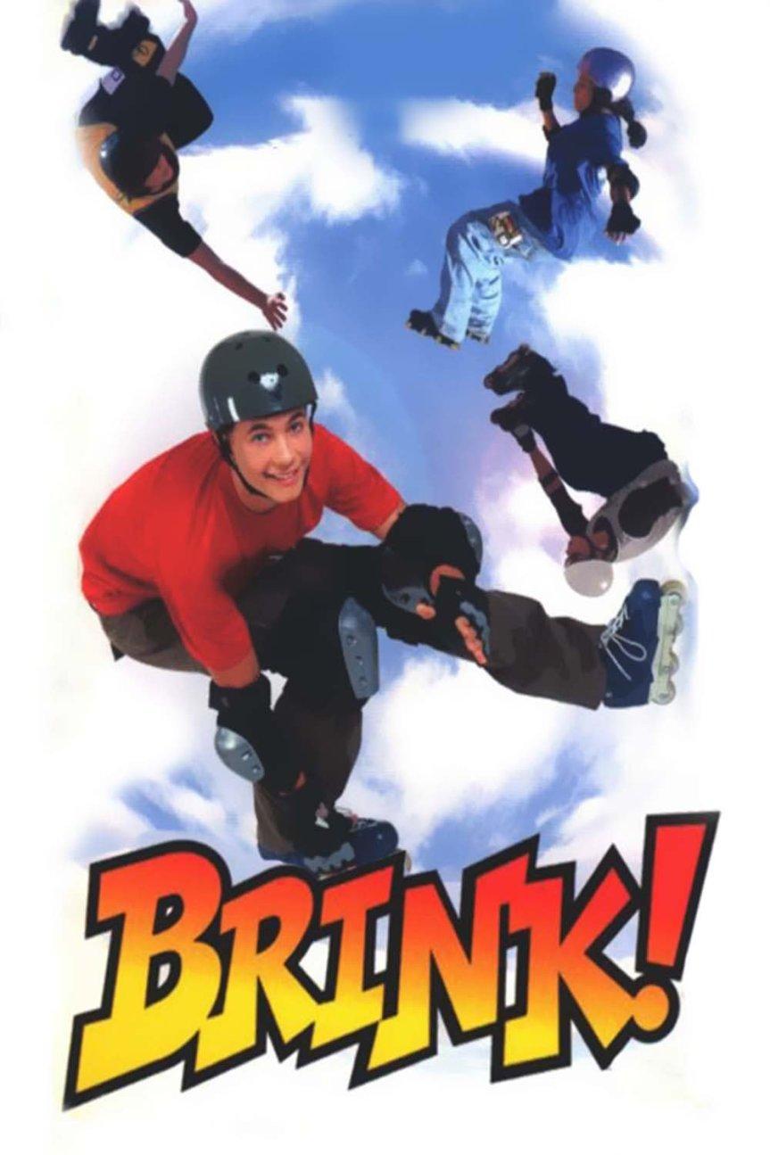 """Poster for the movie """"Brink!"""""""