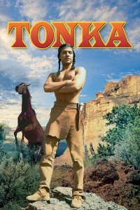 """Poster for the movie """"Tonka"""""""