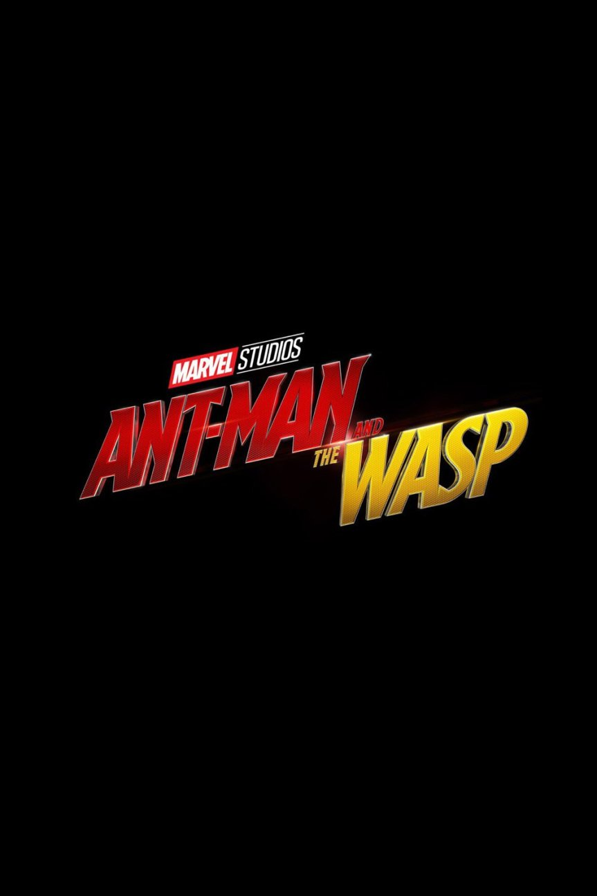 "Poster for the movie ""Ant-Man and the Wasp"""