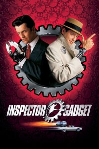 "Poster for the movie ""Inspector Gadget"""