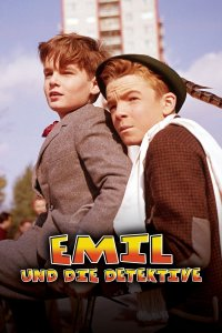 "Poster for the movie ""Emil and the Detectives"""
