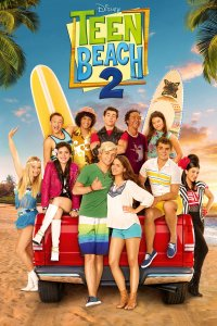 "Poster for the movie ""Teen Beach 2"""