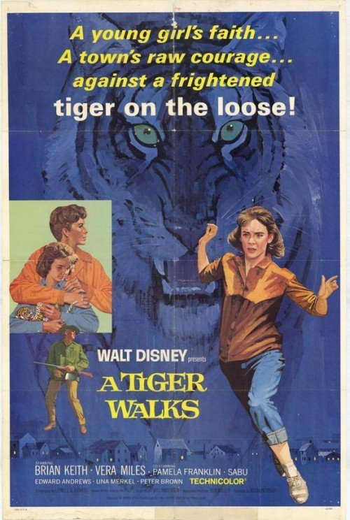 A Tiger Walks Disney Movies List