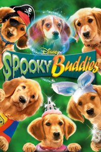 "Poster for the movie ""Spooky Buddies"""