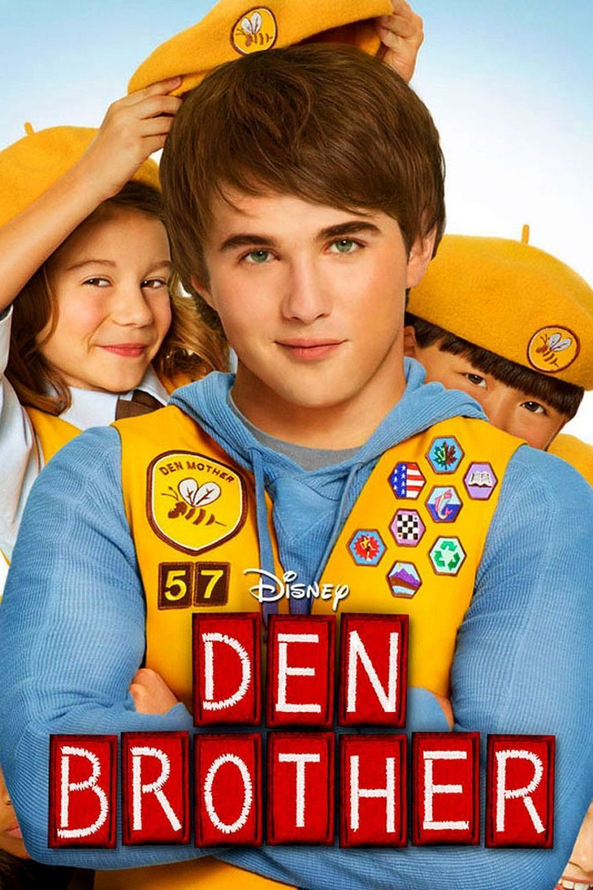 "Poster for the movie ""Den Brother"""