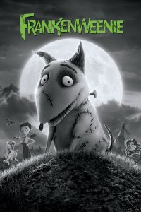 "Poster for the movie ""Frankenweenie"""