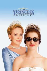 "Poster for the movie ""The Princess Diaries"""