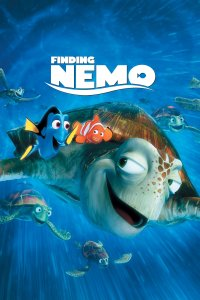 "Poster for the movie ""Finding Nemo"""