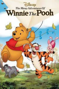 "Poster for the movie ""The Many Adventures of Winnie the Pooh"""